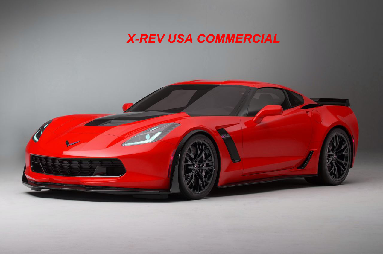 X-REV USA Commercial